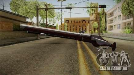 Wheel Lock Pistol 2.0 Fixed High Quality para GTA San Andreas