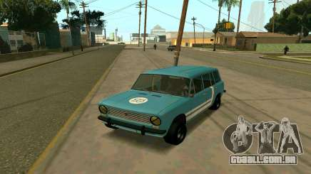 VAZ 2102 Asa Resto para GTA San Andreas