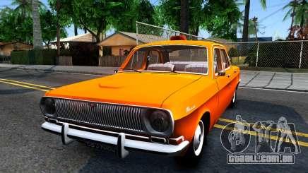 GAZ 2401 Táxi para GTA San Andreas