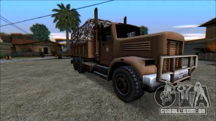 New LQ Barracks para GTA San Andreas
