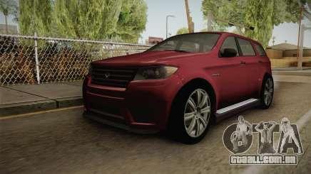 GTA 5 Bravado Gresley para GTA San Andreas