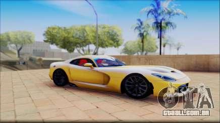 Dodge Viper para GTA San Andreas