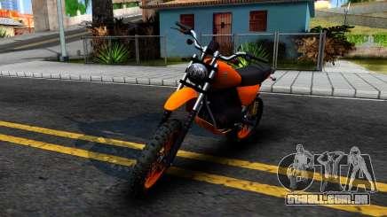 GTA V Dinka Enduro para GTA San Andreas