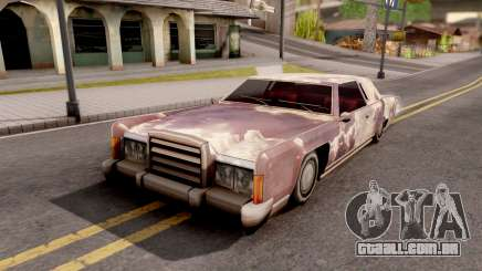New Remington Paintjob v5 para GTA San Andreas