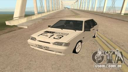 ВАЗ 2113 LoudSound v2.0 para GTA San Andreas