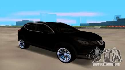 Nissan Qashqai 2016 para GTA San Andreas