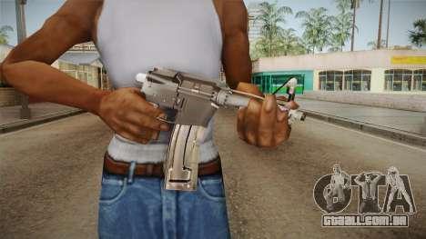 Short AR-15 para GTA San Andreas terceira tela