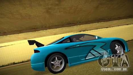 Mitsubishi Eclipse GSX para as rodas de GTA San Andreas