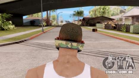 Máscara De Grandeza para GTA San Andreas terceira tela