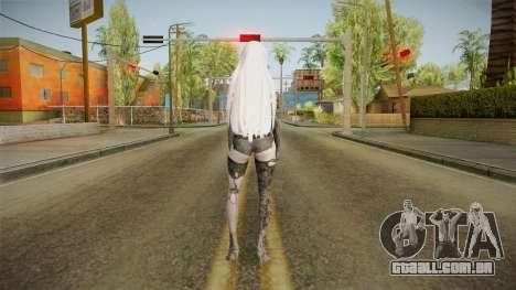 Nier: Automata A2 v2 para GTA San Andreas