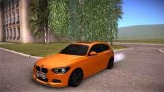 BMW M1 135i para GTA San Andreas