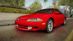 Mitsubishi Eclipse GSX 1995 Dirt IVF