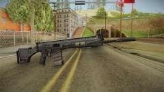 IMBEL IA-2 Assault Rifle para GTA San Andreas