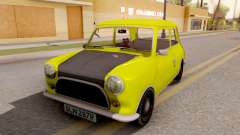Mini Cooper 1300 Mr Bean para GTA San Andreas