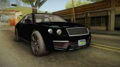 GTA 5 a une Huntley Coupè FIV