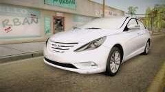 Hyundai Sonata 2013 para GTA San Andreas