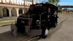 BearCat SWAT Truck