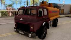 MAZ-500 Tanque para GTA San Andreas