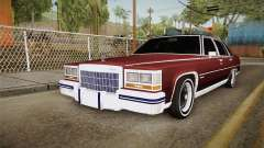 Cadillac Fleetwood Brougham Low Rider 1980