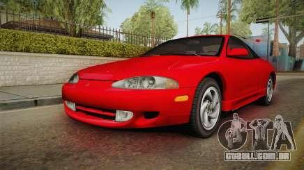 Mitsubishi Eclipse GSX 1995 Dirt IVF para GTA San Andreas