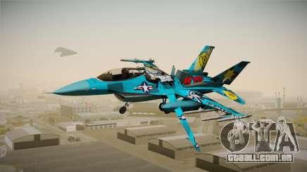 FNAF Air Force Hydra Mike para GTA San Andreas