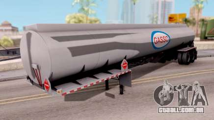Tank Trailer from American Truck Simulator para GTA San Andreas