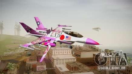 FNAF Air Force Hydra Mangle para GTA San Andreas