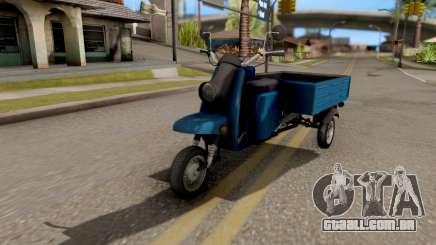 Motoneta Muravey para GTA San Andreas
