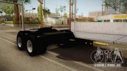 Double Trailer Livestock v2 para GTA San Andreas