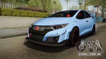 Honda Civic Type R 2015 para GTA San Andreas