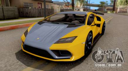 GTA 5 Pegassi Tempesta IVF para GTA San Andreas