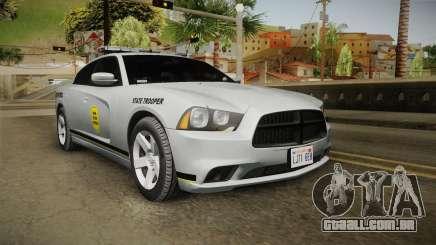 Dodge Charger 2012 Iowa State Patrol para GTA San Andreas