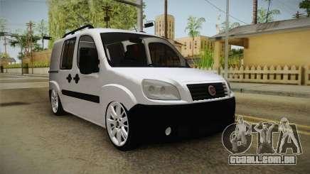 Fiat Doblo 2008 para GTA San Andreas