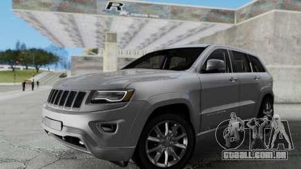 Jeep Grand Cherokee Limited para GTA San Andreas