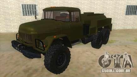 ZIL-131 ARS-14 DE CHERNOBYL para GTA San Andreas