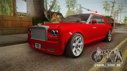 GTA 5 a une Diamante Coupè FIV para GTA San Andreas