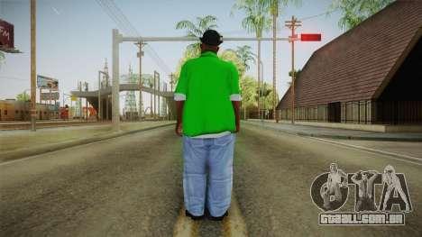 Nova Fumaça para GTA San Andreas terceira tela