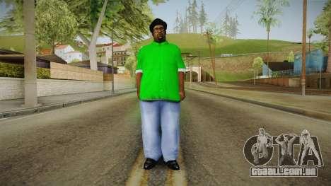 Nova Fumaça para GTA San Andreas segunda tela