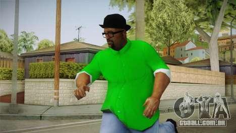 Nova Fumaça para GTA San Andreas