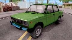VAZ 2106 Estilo GTA