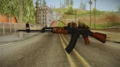 COD Advanced Warfare AK47 para GTA San Andreas