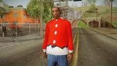 Casaco vermelho, Papai Noel