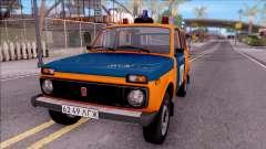 VAZ-2121 Niva Polícia da URSS