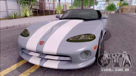 Dodge Viper RT/10 para GTA San Andreas