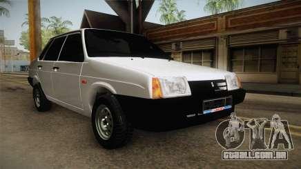 VAZ 21099 de Drenagem para GTA San Andreas