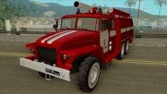 Ural 375 V2.0 para GTA San Andreas