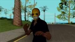 Smiley Mask para GTA San Andreas
