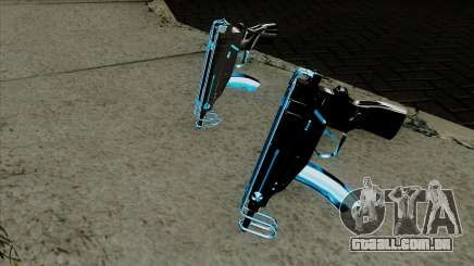Tec9 Fulmicotone para GTA San Andreas