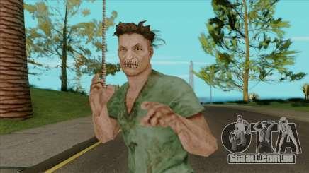 Um doente de Manhunt 2 para GTA San Andreas