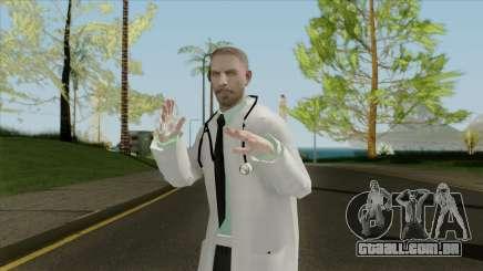 Medic v. 3 para GTA San Andreas